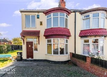 Thumbnail 3 bed semi-detached house to rent in Bailey Grove, Middlesbrough