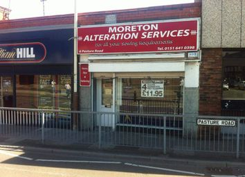 Thumbnail Retail premises for sale in Greasby CH46, UK