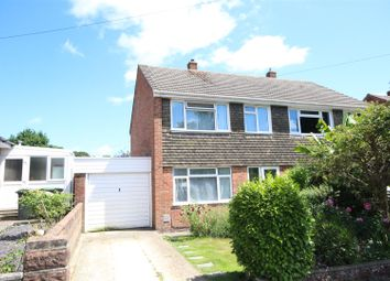 Thumbnail 3 bed semi-detached house for sale in Cherry Tree Avenue, Waterlooville, Hampshire