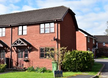Thumbnail 2 bedroom semi-detached house for sale in Cherry Tree Close, Ewyas Harold, Hereford