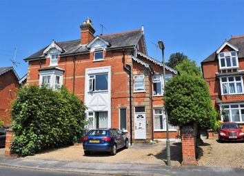Thumbnail 2 bed flat for sale in 25 Woodlands Road, Camberley, Surrey