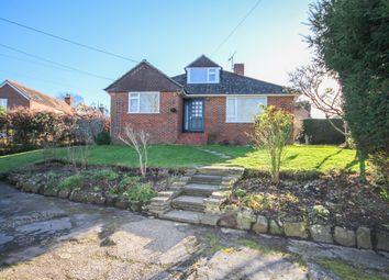 Thumbnail 3 bedroom detached bungalow to rent in Ewshot Lane, Ewshot, Farnham