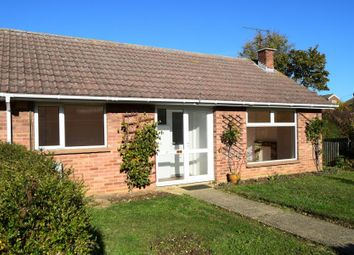 Thumbnail 2 bed bungalow for sale in Tranmere Grove, Ipswich