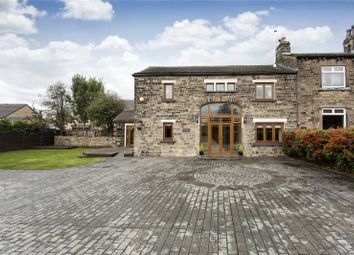 Thumbnail 3 bed barn conversion for sale in Kitson Hill Road, Mirfield, West Yorkshire