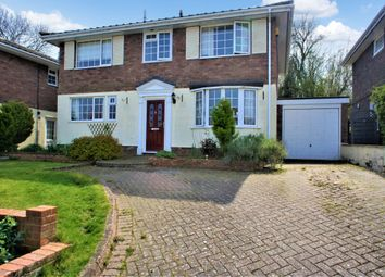 Thumbnail 4 bed detached house for sale in Appletree Close, Oakley, Basingstoke