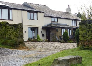 Thumbnail 4 bed semi-detached house for sale in The Moorlands, Denshaw, Saddleworth