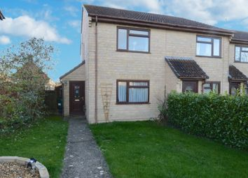 Thumbnail 2 bed end terrace house for sale in The Meadows, Gillingham
