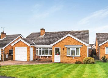 Thumbnail 3 bed detached bungalow for sale in Winchester Road, Grantham