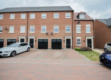 Thumbnail 3 bed town house for sale in Charlotte Way, Netherton, Peterborough