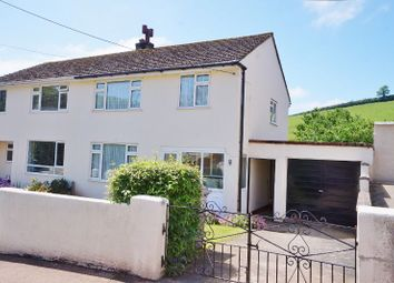 Thumbnail 3 bed semi-detached house for sale in Great Parks Road, Paignton