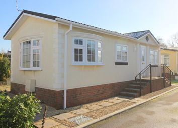 Thumbnail 1 bed mobile/park home for sale in Valdean Home Park, Alresford