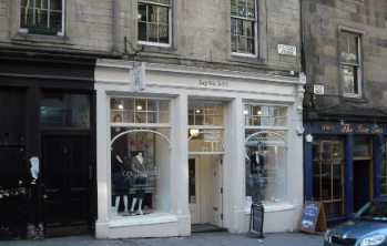 Thumbnail Retail premises to let in Victoria Street, Edinburgh