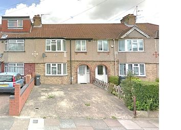 Thumbnail 3 bed terraced house to rent in Waye Avenue, Cranford, Hounslow