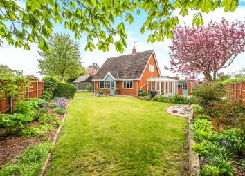 Thumbnail 3 bed detached bungalow for sale in Orchard Way, Fleggburgh, Great Yarmouth