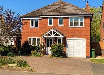 Thumbnail 4 bed detached house for sale in Legge Lane, Hixon, Stafford