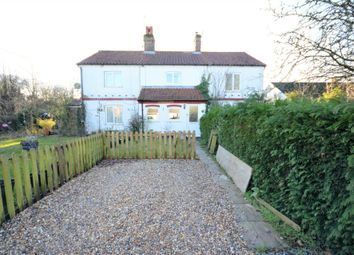 Thumbnail 2 bed terraced house for sale in The Street, Brundall