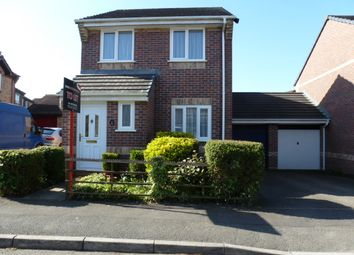 Thumbnail 3 bed link-detached house to rent in Bedford Road, Plymstock, Plymouth