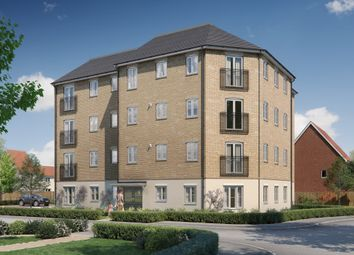 Thumbnail 1 bed flat for sale in Five Oaks Lane, Chigwell, Essex