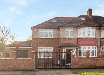 Thumbnail 5 bedroom semi-detached house for sale in Clarence Avenue, New Malden
