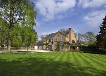 Thumbnail 5 bed detached house for sale in Church Lane, Weston-On-The-Green, Bicester, Oxfordshire