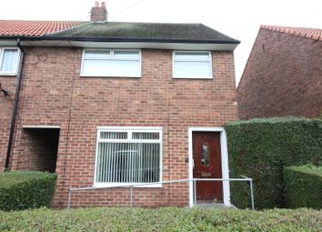 Thumbnail 3 bed end terrace house for sale in Longford Grove, Hull
