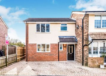 Thumbnail 3 bed end terrace house for sale in Bradley Road, Nuffield, Henley-On-Thames