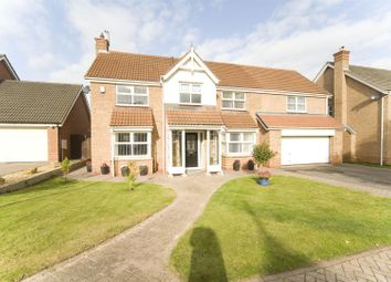 5 bed detached house for sale in Greenbank Court, Serpentine Road, Hartlepool TS26