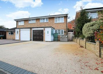 Thumbnail 3 bed semi-detached house for sale in Todber Close, Bournemouth
