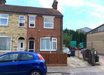 Thumbnail 3 bedroom semi-detached house to rent in Beaconsfield Road, Ipswich