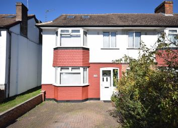 Thumbnail 5 bed end terrace house for sale in Hillcross Avenue, Morden