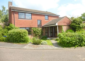 Thumbnail 4 bed detached house for sale in Linden Glade, Hemel Hempstead
