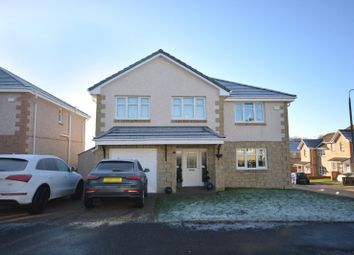 Thumbnail 4 bed detached house for sale in Perrays Court, Dumbarton