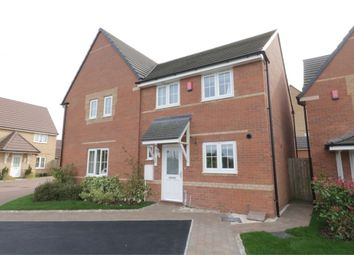 Thumbnail 3 bed semi-detached house for sale in Kingdom Close, Thurcroft, Rotherham, South Yorkshire