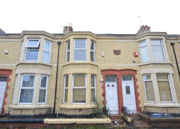 Thumbnail 2 bedroom terraced house for sale in Edinburgh Road, Kensington, Liverpool