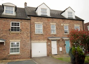 Thumbnail 3 bed terraced house for sale in Swinton Close, Rawcliffe, York