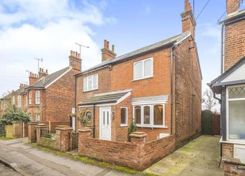 Thumbnail 3 bedroom semi-detached house for sale in Green Street, Stevenage, Hertfordshire, England