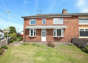 Thumbnail 3 bed semi-detached house for sale in Shepherd Street, Biddulph, Stoke-On-Trent