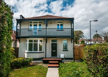 Thumbnail 4 bed detached house for sale in Kellaway Avenue, Bristol