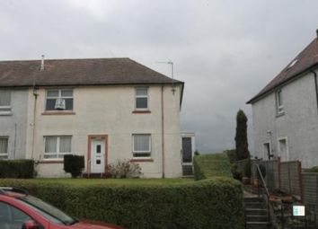 Thumbnail 2 bed flat to rent in Whin Street, Clydebank