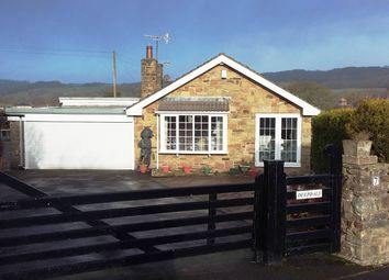 Thumbnail 3 bed detached bungalow for sale in Hill Top View, Dacre Banks, Harrogate