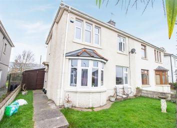 Thumbnail 3 bed semi-detached house for sale in Cowbridge Road, Bridgend, Mid Glamorgan