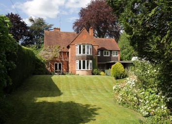 Thumbnail 4 bedroom detached house for sale in Green Lane, Pangbourne, Reading