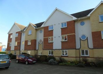 Thumbnail 2 bedroom flat for sale in Cypher House, Marina, Swansea