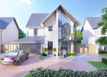 Thumbnail 4 bed detached house for sale in London Road, Spellbrook
