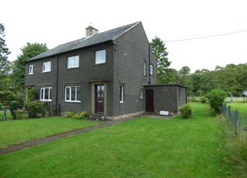 Thumbnail 3 bed semi-detached house for sale in Gatecroft, Garrigill, Alston