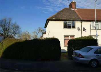 Thumbnail 2 bedroom end terrace house for sale in Rugby Road, Dagenham, Essex