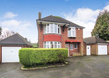 Thumbnail 3 bed detached house for sale in Somercotes Hill, Somercotes, Alfreton