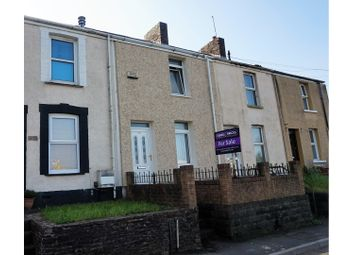 Thumbnail 2 bedroom terraced house for sale in Pentrechwyth Road, Swansea