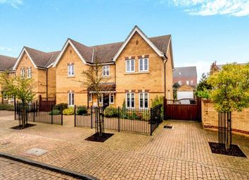 Thumbnail 5 bed detached house for sale in Tydeman Close, Bedford, Bedfordshire