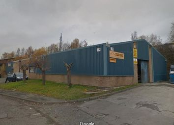 Thumbnail Light industrial for sale in Unit E, Holbrook Industrial Estate, Sheffield